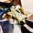 画像2: 【Minori Sasaoka】・Leather choker Tassel (2)