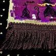 画像5: 【夜の街燈 Street Lamp at Night】・原画「Coffin Witch」ダンボールアート (5)